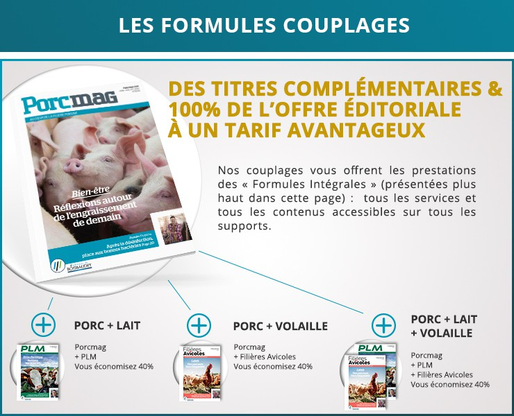Formules couplages